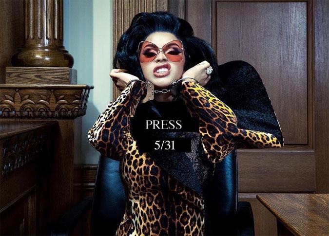 Cardi B - Press