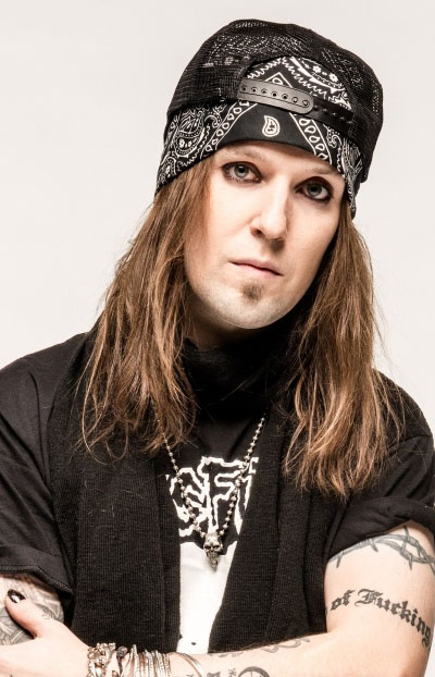 Alexi Laiho (Алекси Лайхо)