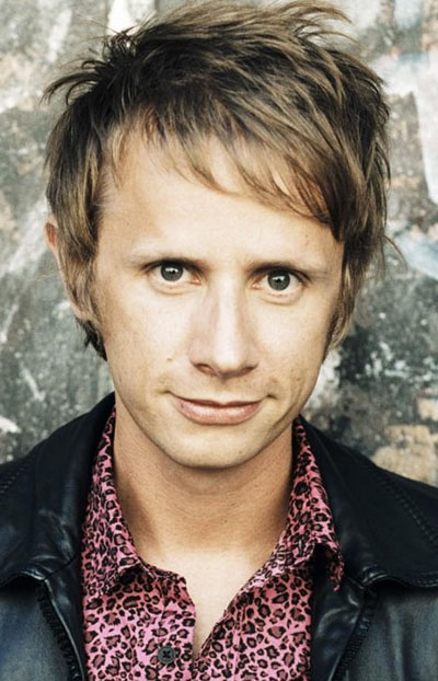 Dominic Howard (Доминик Ховард)