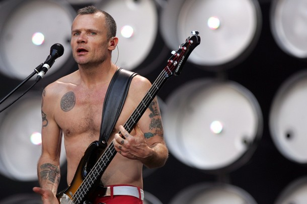 commemorative speech of michael balzary flea 1990 june kerrang (292) of the red hot chili peppers, michael 'flea' balzary  of the american constitution gives you the freedom of speech and the.