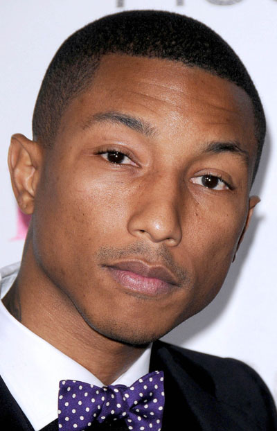 Pharrell Williams (Фаррелл Уильямс)